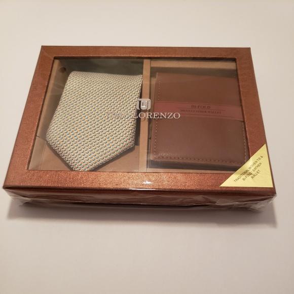 Wallet Tie Set by UMO Lorenzo